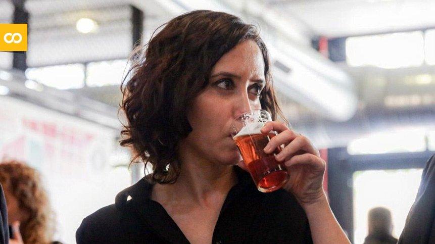 Isabel Díaz Ayuso también tiene su propia cerveza artesana - Loopulo