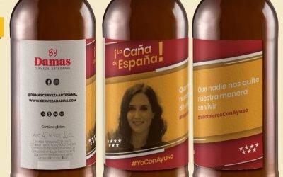 Isabel Díaz Ayuso también tiene su propia cerveza artesanal