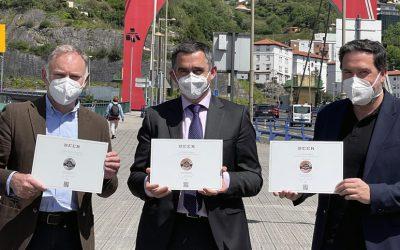 LA SALVE entrega los premios de la London Beer Competition al Clúster de Alimentación de Euskadi