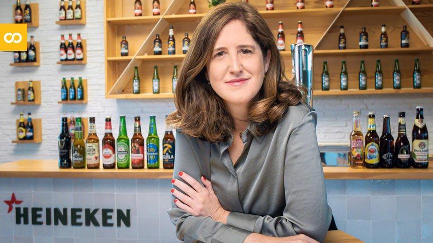 Lucía López-Rúa, nueva Directora de Marketing de HEINEKEN España - Loopulo