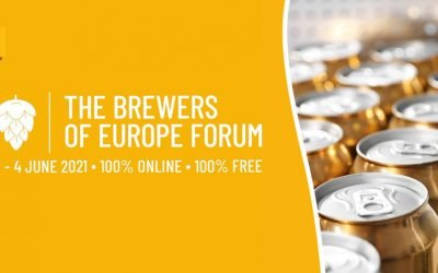 The Brewers of Europe Forum celebrará su tercera edición en junio en formato 100% virtual