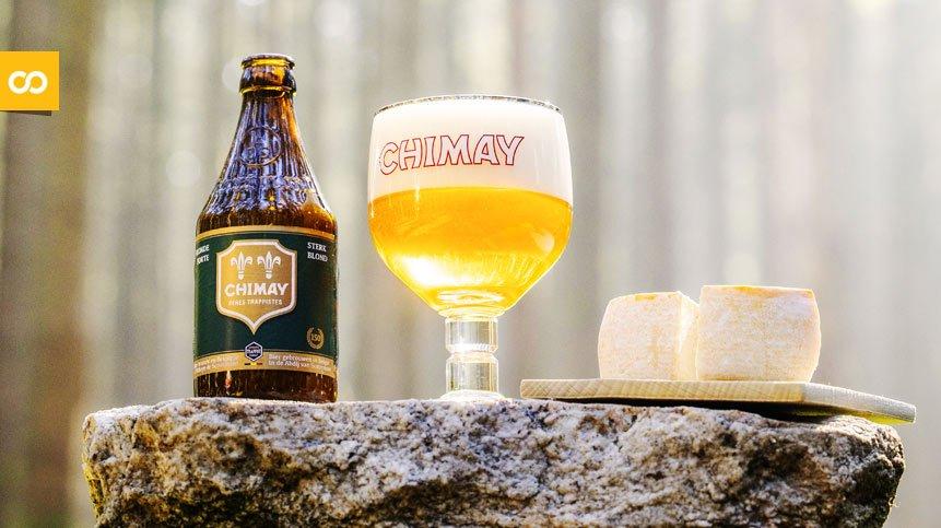Chimay Green, una nueva cerveza se une al portfolio de la cervecera trapense | Loopulo