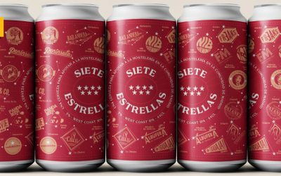 Las craft madrileñas se unen en la cerveza solidaria '7 estrellas'