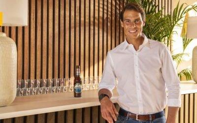 Rafa Nadal se convierte en nuevo embajador de Amstel Oro 0,0