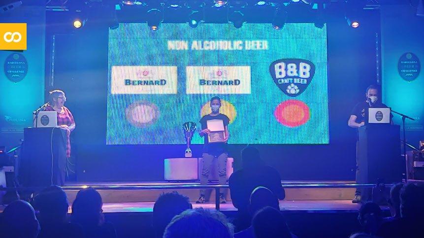 B&B se alza con tres medallas en Barcelona Beer Challenge 2021 - Loopulo
