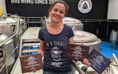 B&B se alza con tres medallas en Barcelona Beer Challenge 2021