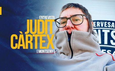 Judit Càrtex (Montseny): «Yo soy cervecera, es mi lugar en el mundo, y para eso no es obligatorio ser brewer»