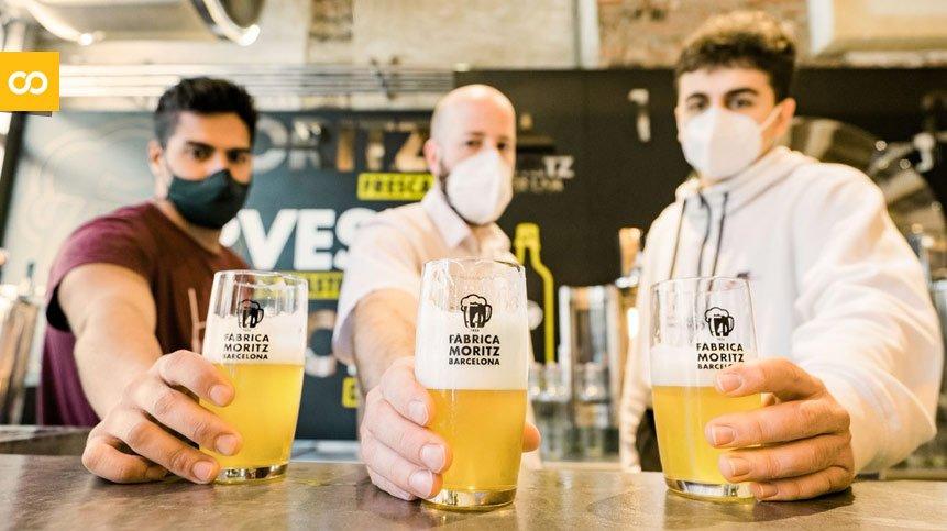 Moritz Cum Laude: la primera cerveza universitaria de la marca - Loopulo