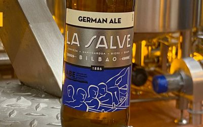 LA SALVE lanza una edición especial de cerveza para la liga de remo