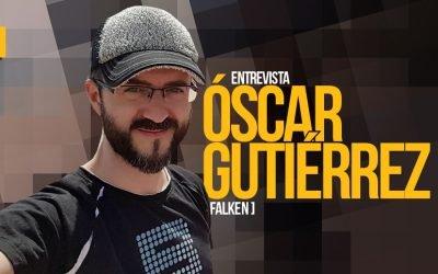 Óscar Gutiérrez (Falken Brewing): «Estamos planteando cervezas rompedoras y divertidas»