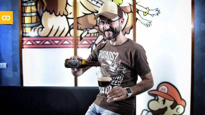 Entrevista a Óscar Gutiérrez, fundador y maestro cervecero de Falken - Loopulo
