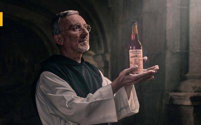 Estrella Galicia lanza una cerveza de abadía en homenaje al Monasterio Sobrado dos Monxes