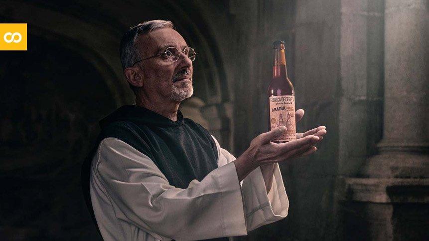 Estrella Galicia lanza una cerveza de abadía en homenaje al Monasterio Sobrado dos Monxes | Loopulo