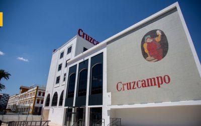 Factoría Cruzcampo ya tiene fecha de apertura