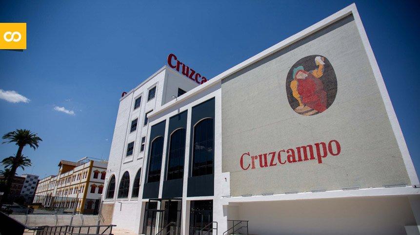 Factoría Cruzcampo ya tiene fecha de apertura | Loopulo