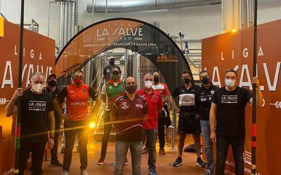 Liga La Salve: La cervecera establece una colaboración con la Liga ABE de remo