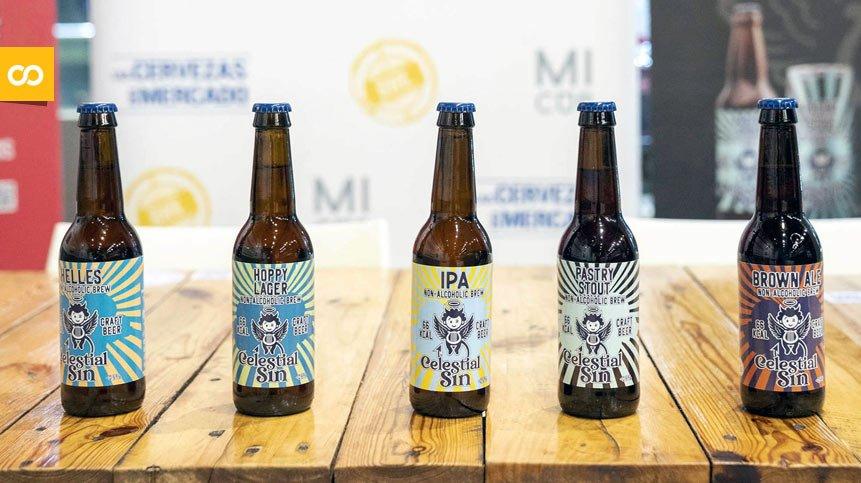 Las Cervezas del Mercado by BWK presenta la nueva gama Celestial SIN de B&B - Loopulo