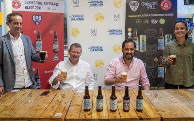 Las Cervezas del Mercado by BWK presenta la nueva gama Celestial SIN de B&B