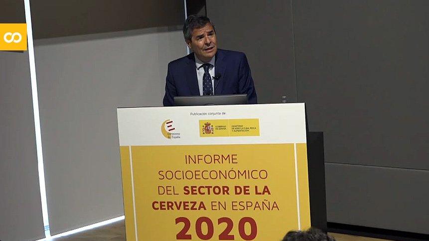 Informe Socioeconómico del Sector de la Cerveza en España 2020 - Loopulo