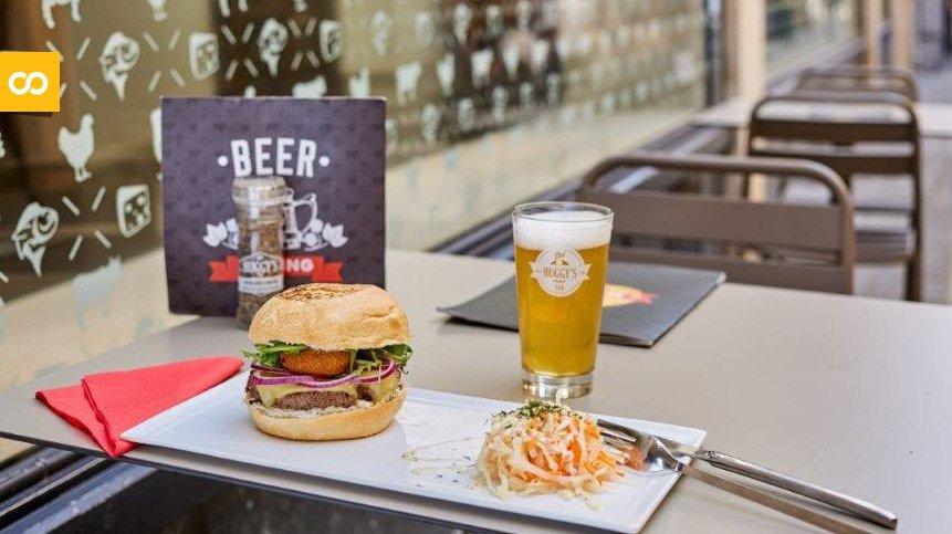 Cerveza con bacon, lo nuevo de Huggy's Bar y Brasserie C | Loopulo