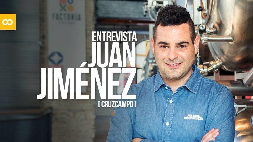 Entrevista a Juan Jiménez, maestro cervecero de Factoría Cruzcampo en Sevilla – Loopulo