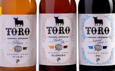 Osborne y Cerveza Mica lanzan Cerveza TORO, tres cervezas craft para amantes del vino