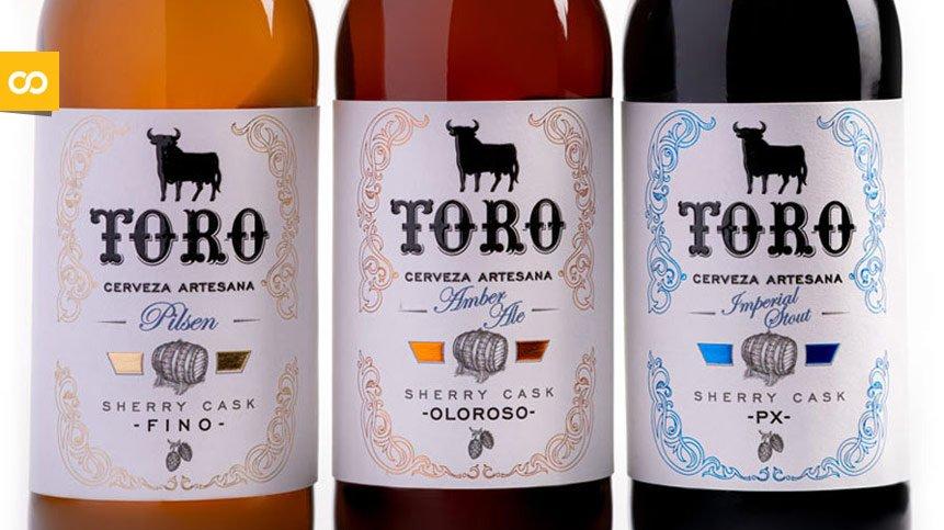 Osborne y Cerveza Mica lanzan Cerveza TORO, tres cervezas craft para amantes del vino - Loopulo
