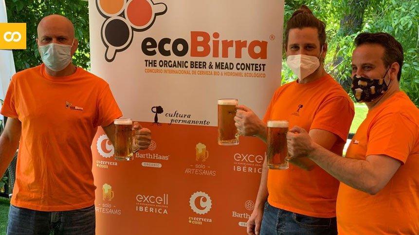 Premios ecoBirra 2021: I Concurso Internacional de Cervezas Ecológicas e Hidromieles Orgánicos – Loopulo