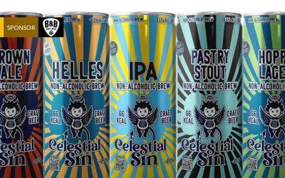 Celestial SIN, la gama de cervezas sin alcohol con la que tocar el cielo