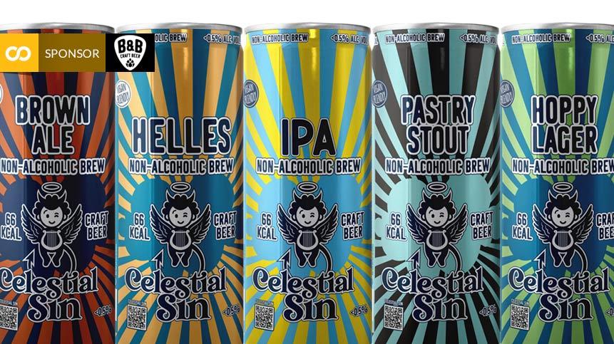 Celestial SIN, la gama de cervezas sin alcohol con la que tocar el cielo - Loopulo