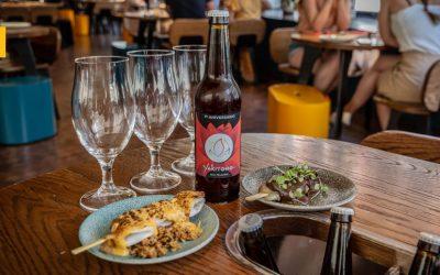 Cervezas La Cibeles y Yakitoro más unidos que nunca tras 7 años colaborando