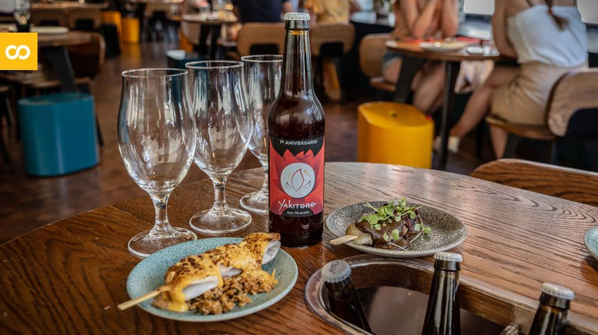 Cervezas Yakitoro by La Cibeles - Loopulo