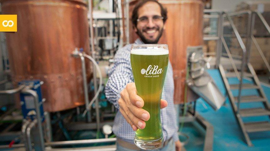 Oliba green beer, la primera cerveza de oliva del mundo – Loopulo