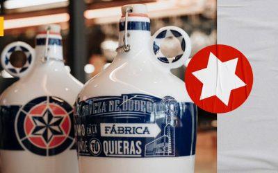 Estrella Galicia y Sargadelos rescatan el Growler, un recipiente del XIX