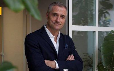 Sergio Elizalde se convierte en el nuevo CEO de Grupo Agora
