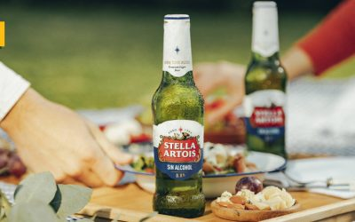 Stella Artois lanza una nueva variedad sin alcohol