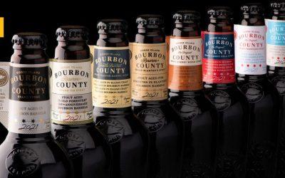 Goose Island Bourbon County Stout 2021, ya están aquí las nuevas cervezas de barrica de la marca