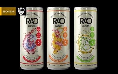 Así es RAD, el Hard Seltzer español que triunfa en Francia