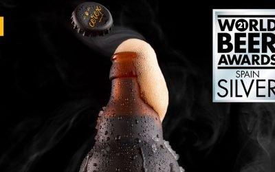 Una cerveza extremeña se hace con la medalla de plata en los World Beer Awards 2021