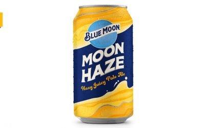 Moon Haze, la premiada cerveza de Blue Moon ya está disponible en los estantes de todo EEUU