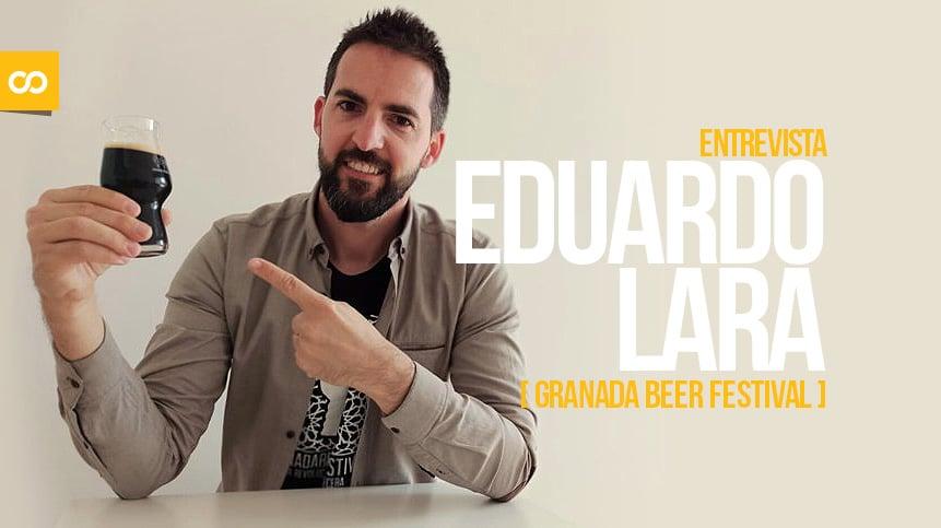 Entrevista a Eduardo Lara, cofundador de Granada Beer Festival - Loopulo