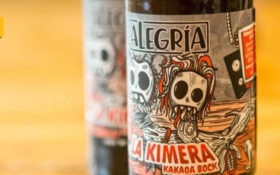 Kimera: Las Cervezas del Mercado by BWK presenta lo nuevo de Alegría