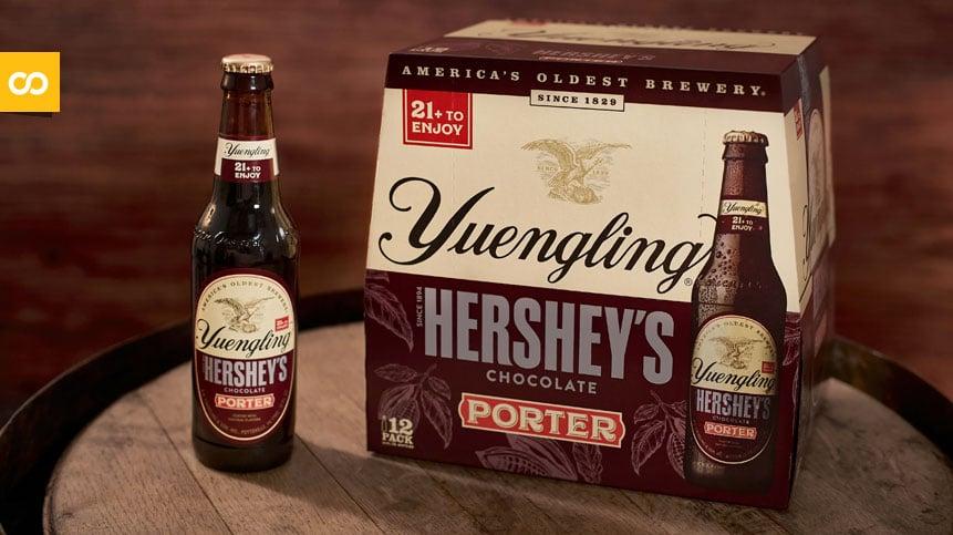 Yuengling Hershey's Chocolate Porter vuelve este otoño por tiempo limitado - Loopulo
