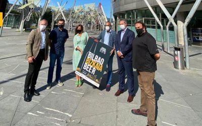 BILBAO BIZKAIA BEER Meeting 2021 presenta su cartel oficial