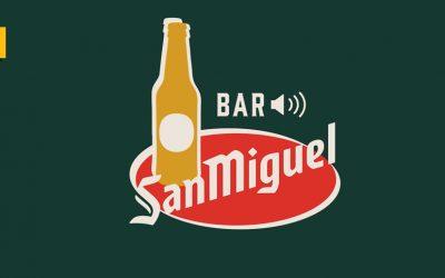 Cervezas San Miguel contrata al camarero más famoso de la televisión por el día de San Miguel