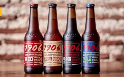 Cervezas 1906, la premiada familia de Hijos de Rivera