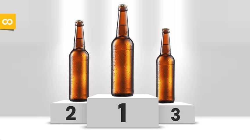 Las marcas de cerveza preferidas por los españoles, en 2021 - Loopulo