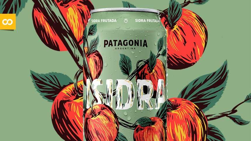 Isidra: Cerveza Patagonia lanza una sidra frutada de edición limitada - Loopulo