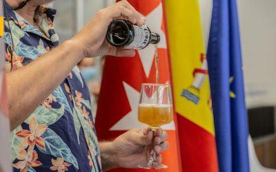 Cervezas La Cibeles y el IMIDRA lanzan la primera craft elaborada con levaduras autóctonas de Madrid