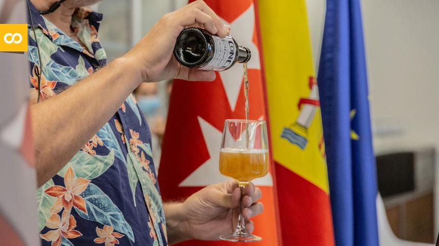 Cervezas La Cibeles y el IMIDRA lanzan la primera craft elaborada con levaduras autóctonas de Madrid – Loopulo